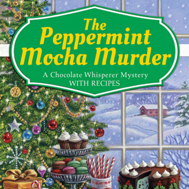 Peppermint Mocha Murder